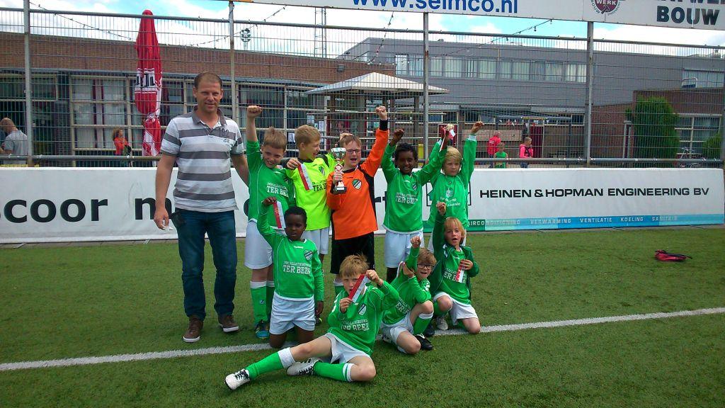 Toernooi IJsselmeervogels voor Eemdijk F1