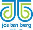 Jos ten Berg sponsort ballen voor de F-jeugd
