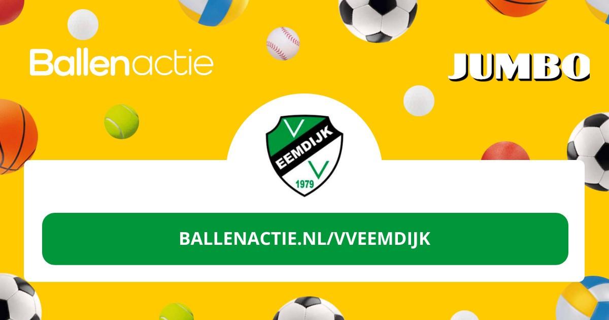 Ballenactie VV Eemdijk